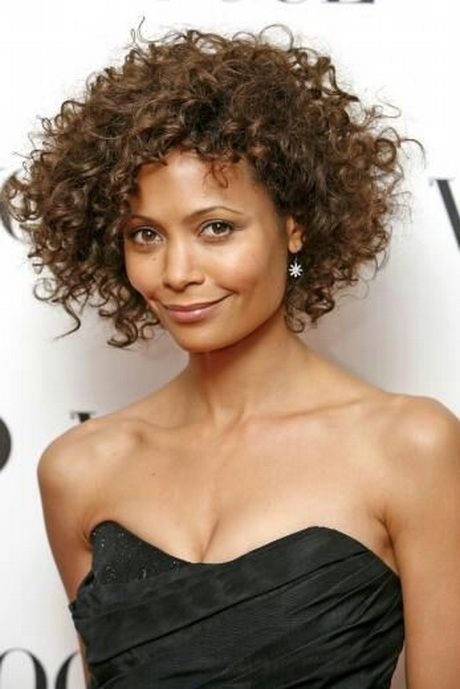 Hairstyles For Short Natural Curly Hair