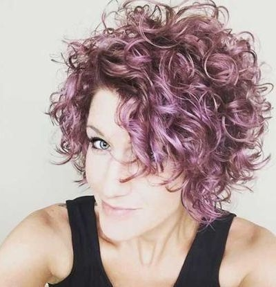 Short Haircut Styles For Short Curly Hair