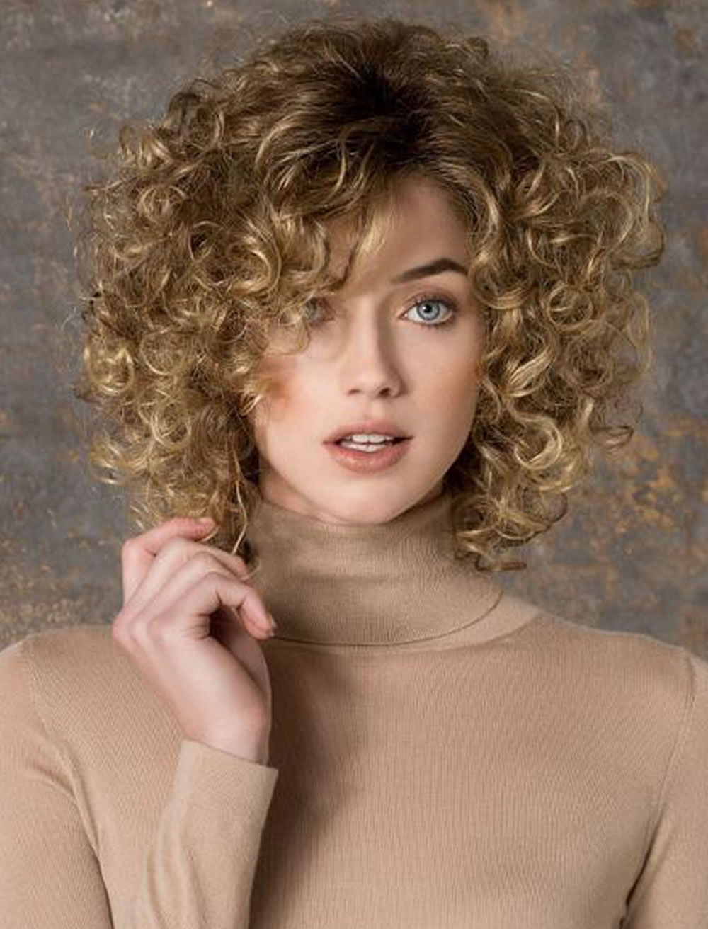 Best Medium Short Curly Hairstyles Of 2018 Short And Curly Haircuts