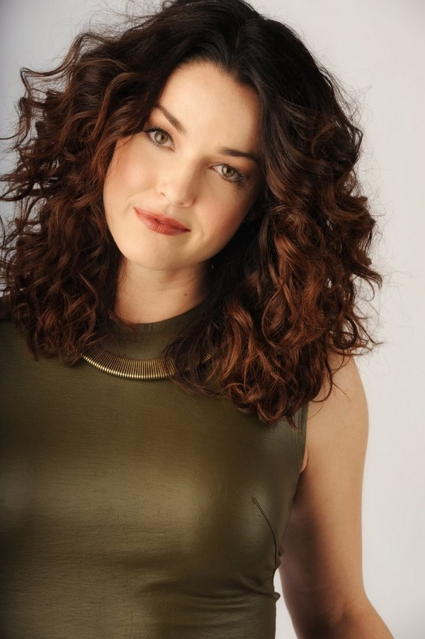 Best Medium Short Curly Hairstyles of 2018