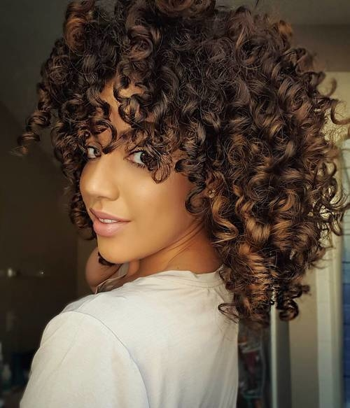 Benefits of Natural Curly Hair