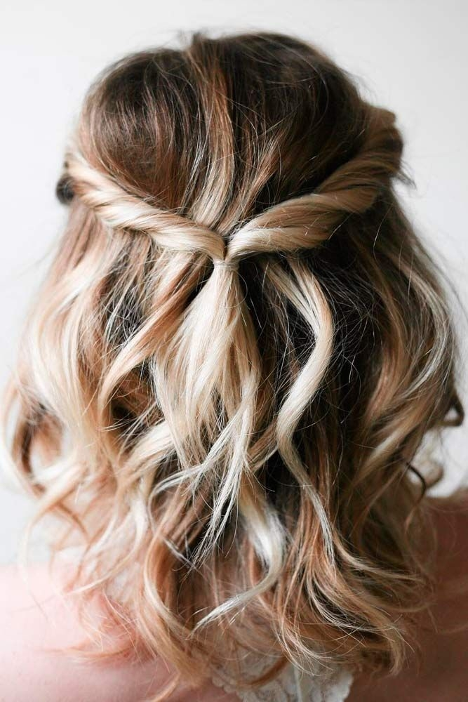 Some Easy Hairstyles for Short Hair