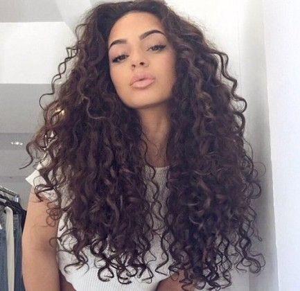 Trend Long Curly Hairstyles