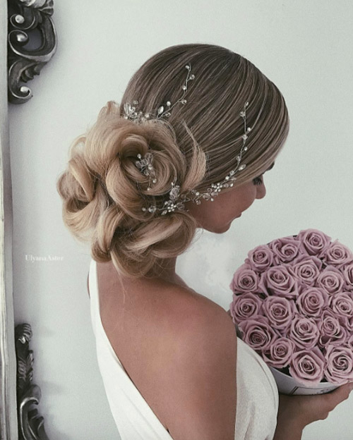 +20 Trends Wedding Hair 2018