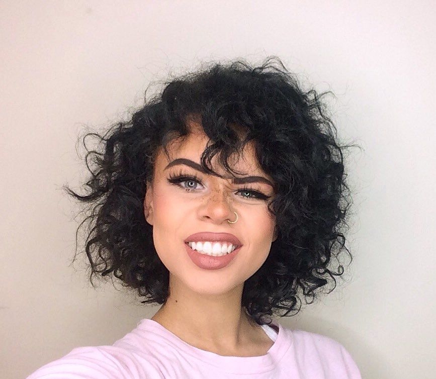 How to Make Natural Curls for Short Hair at Home?