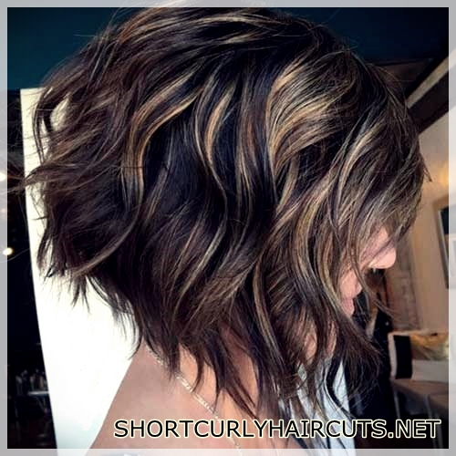 Hair Color Ideas Short Hair 2 Short And Curly Haircuts