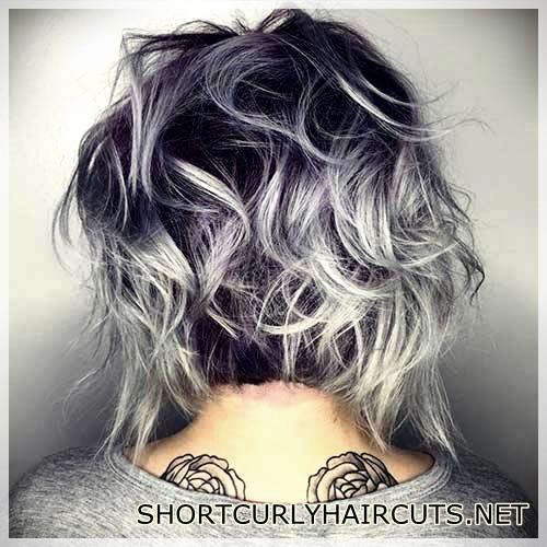 Hair Color Ideas Short Hair 8 Short And Curly Haircuts