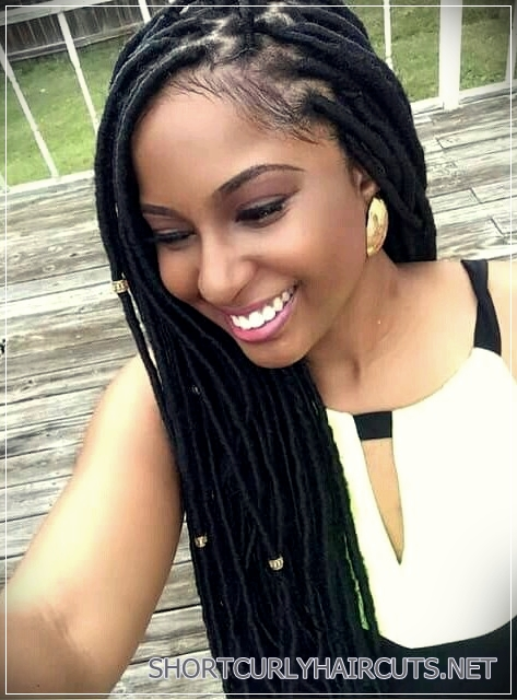 Low Protection Hairstyles for thick hair