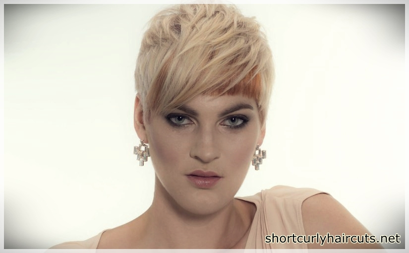 Edgy Short Hairstyles And Cuts Short And Curly Haircuts