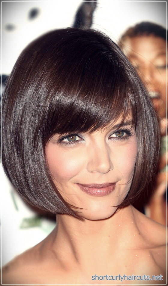 Sleek bob haircuts