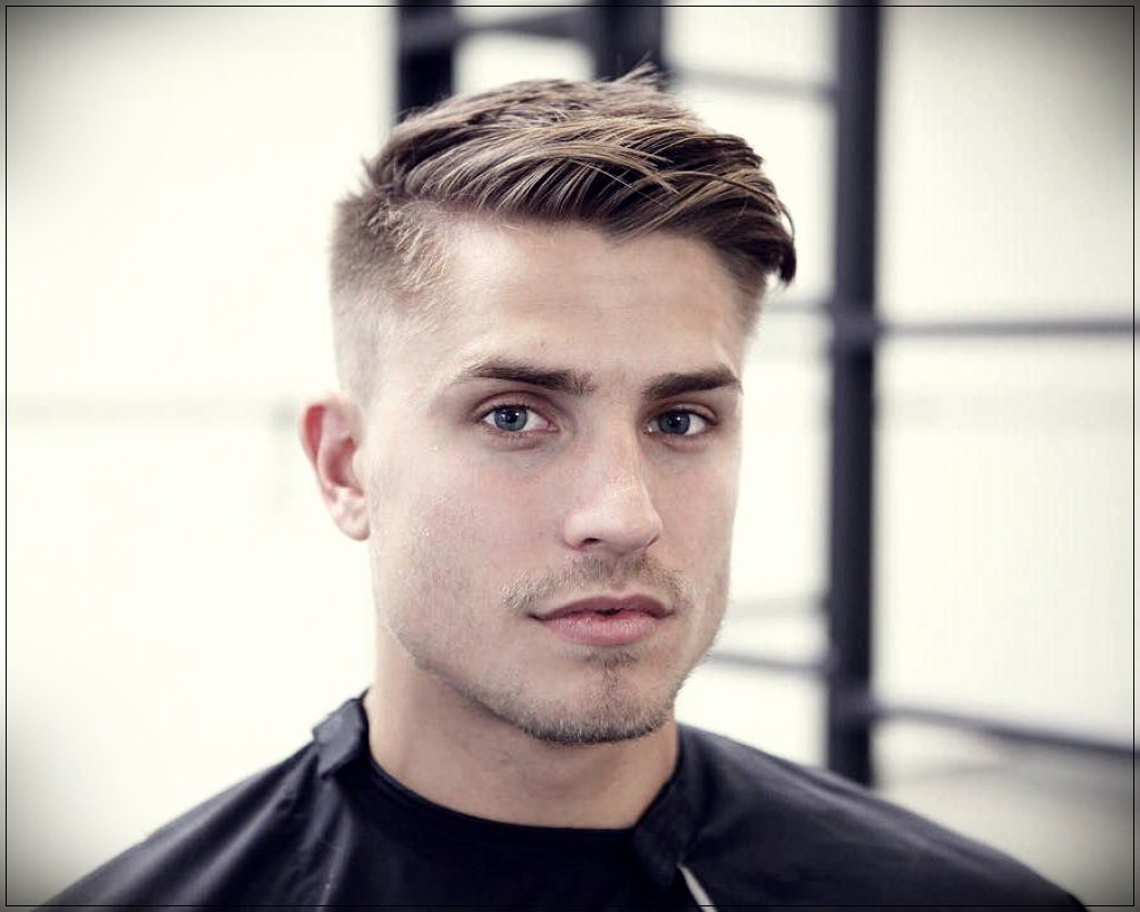 Short haircuts for men in 2018
