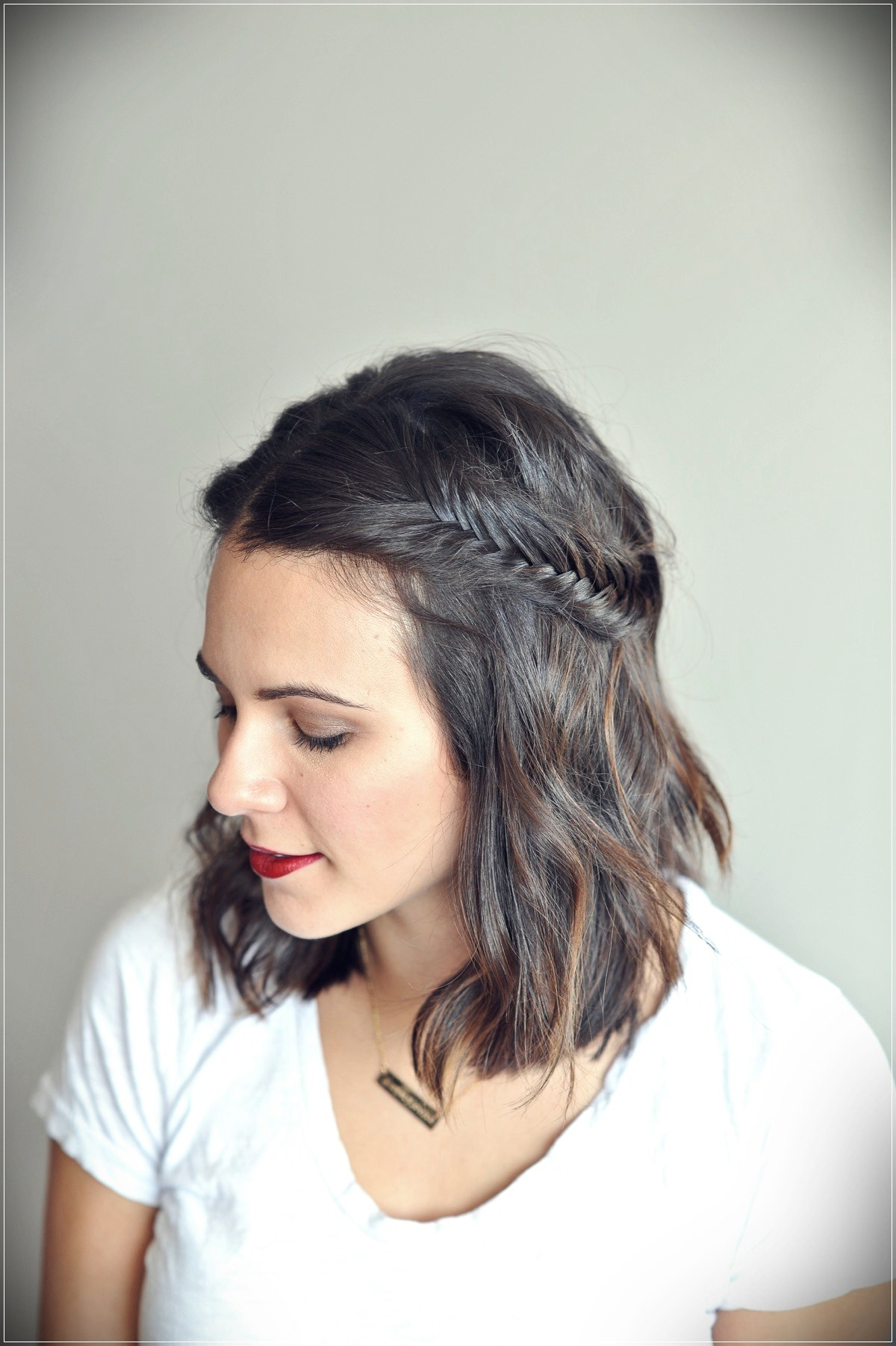 Some cute braids for short hair - Short and Curly Haircuts