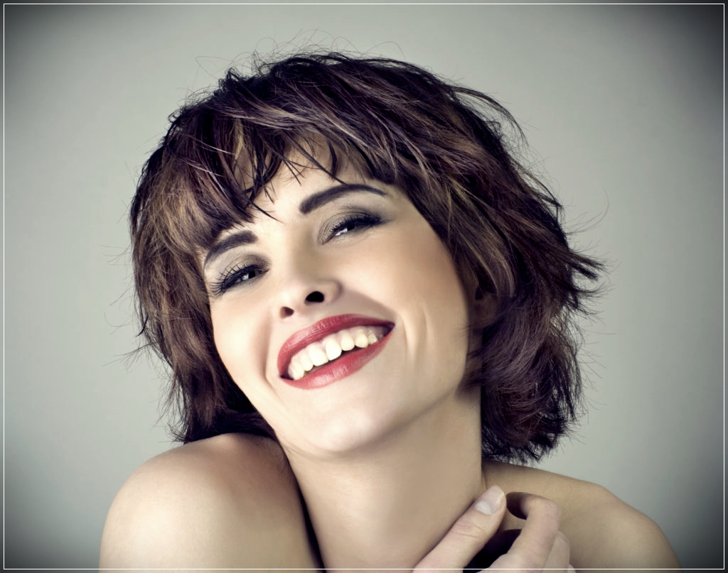 Different Types Of Short Layered Hairstyles