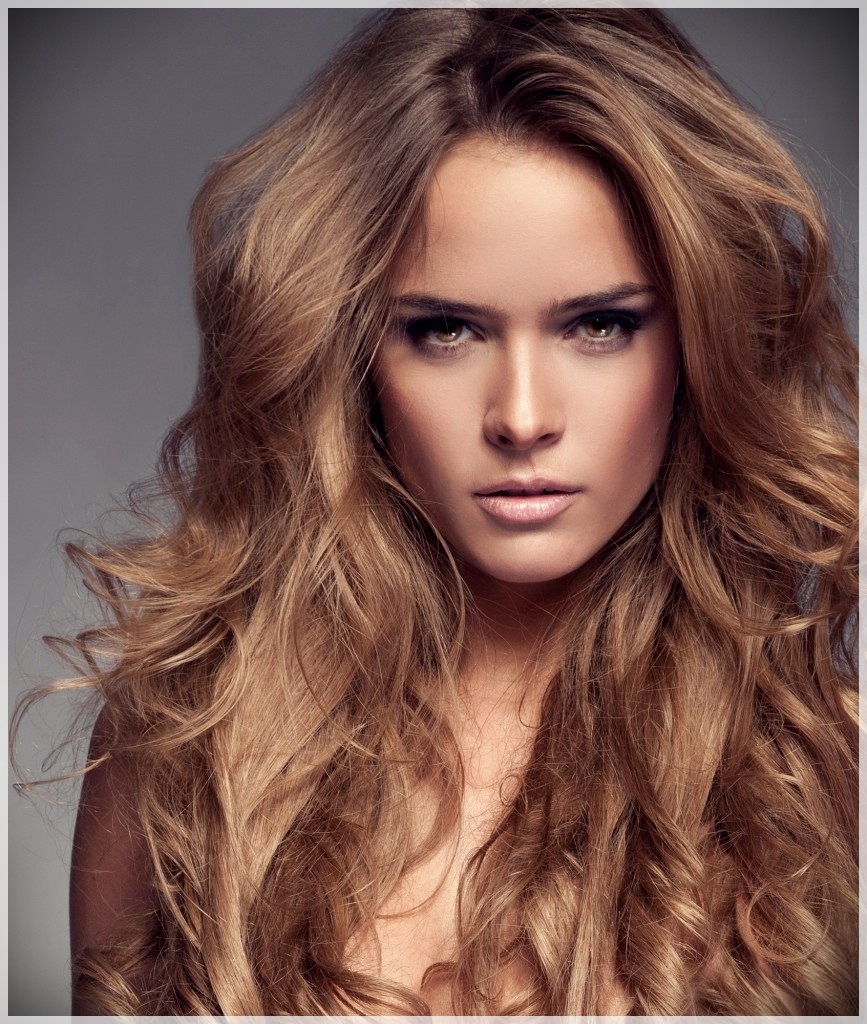 Caramel Brown Hair Color Ideas 6 Short And Curly Haircuts