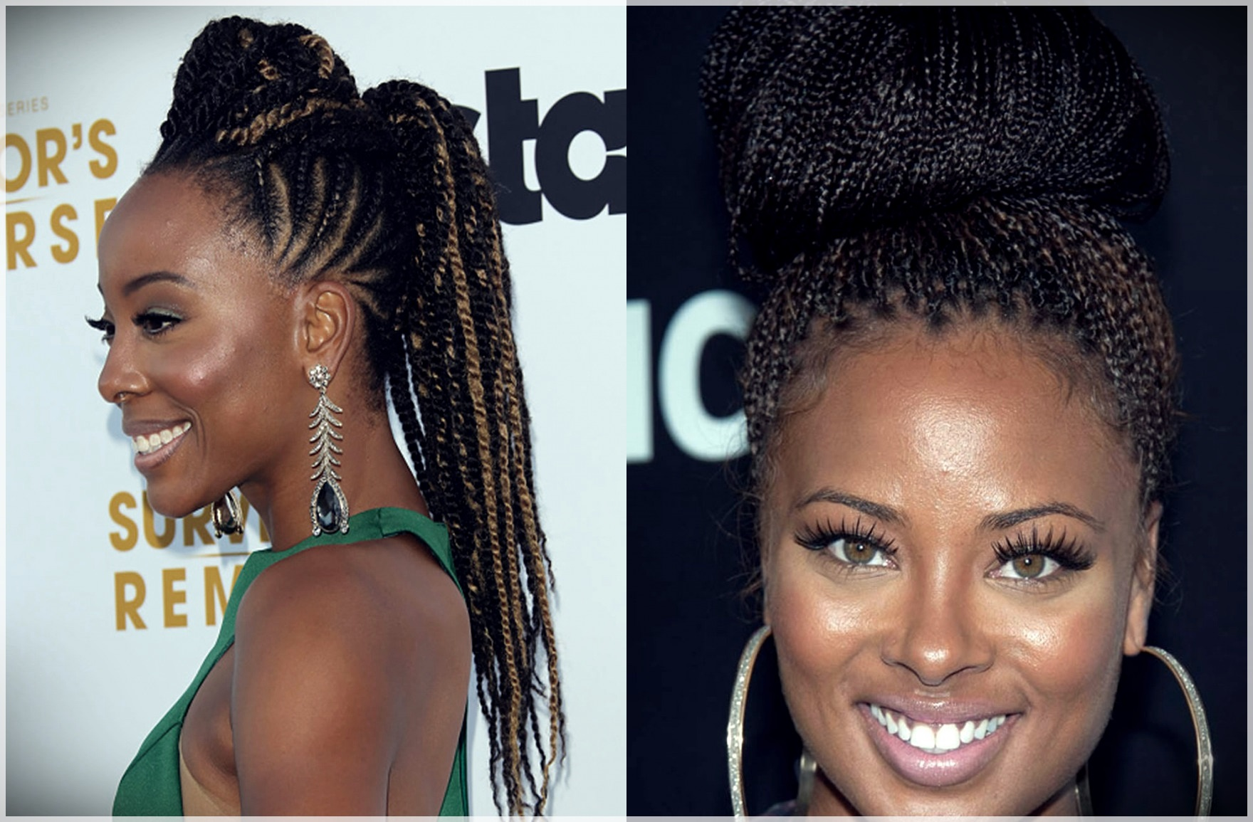 Top 15 Hairstyles For Black Women 2019