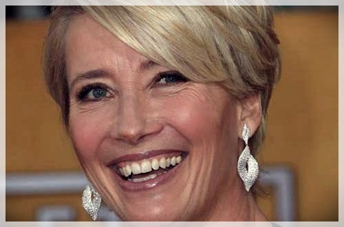 Short Hairstyles That The Older Ladies Can Have On In 2019