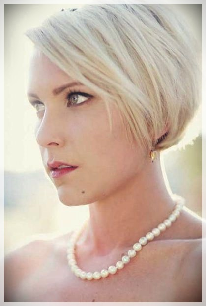 wedding bob hairstyles