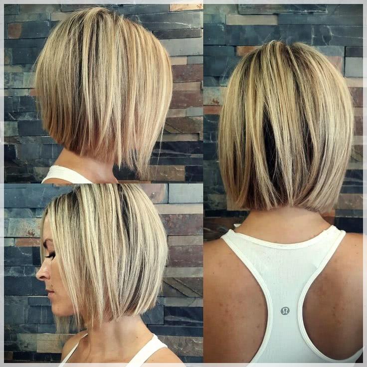 90 Bob Haircut Trends 2019 Short And Curly Haircuts