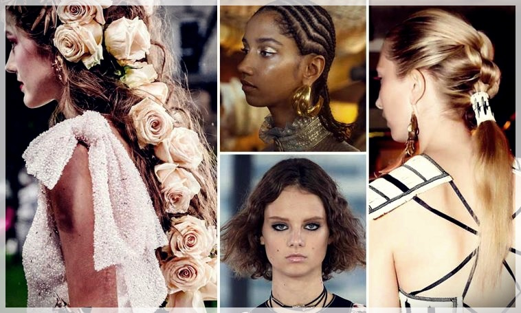 Hair Trends Spring Summer 2019