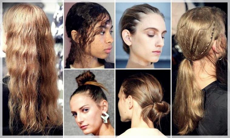 Hairstyles Spring Summer 2019