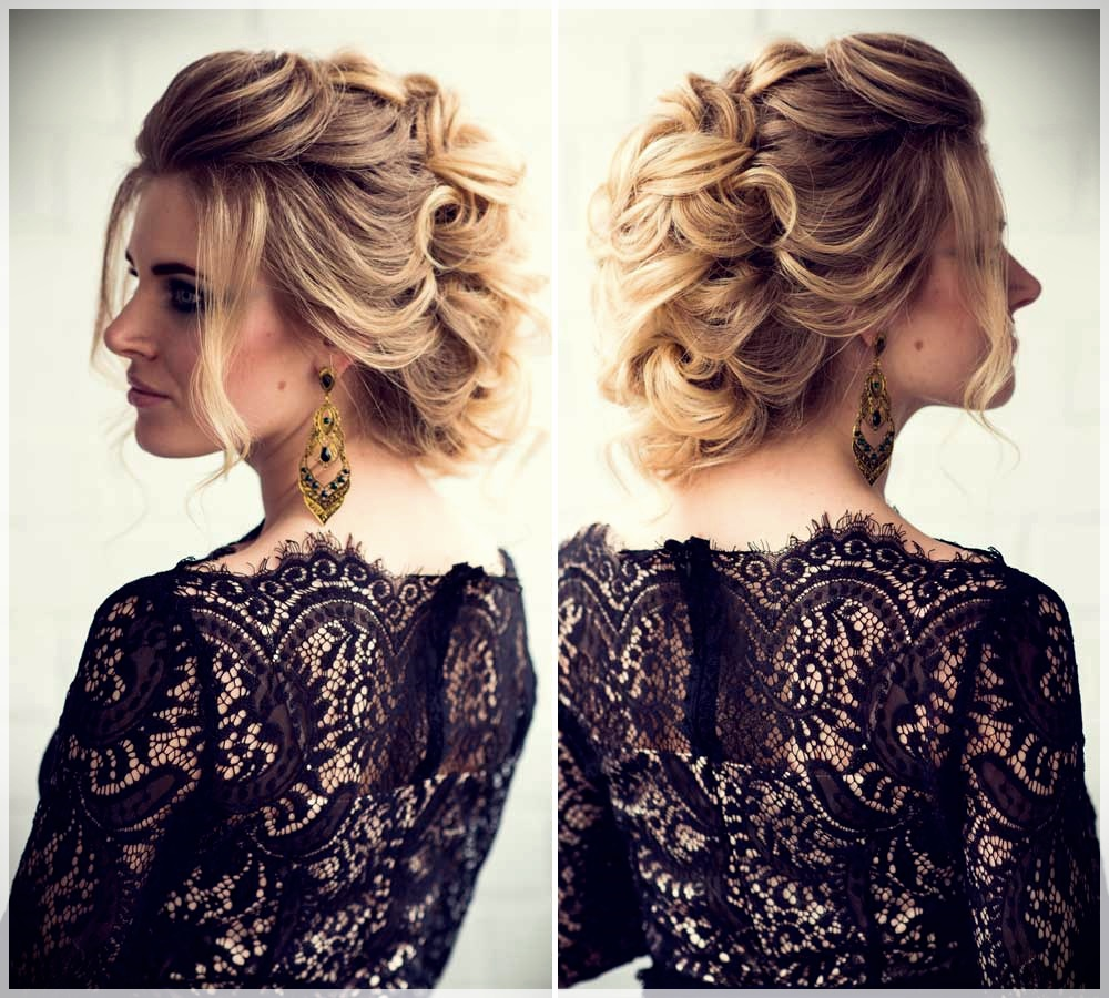 Winter Hairstyles 2019