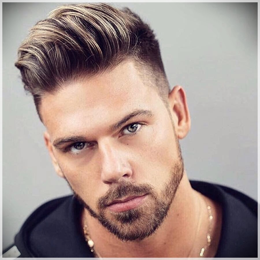 Men S Haircut 2019 Shades Of Shaved And Colored Hair