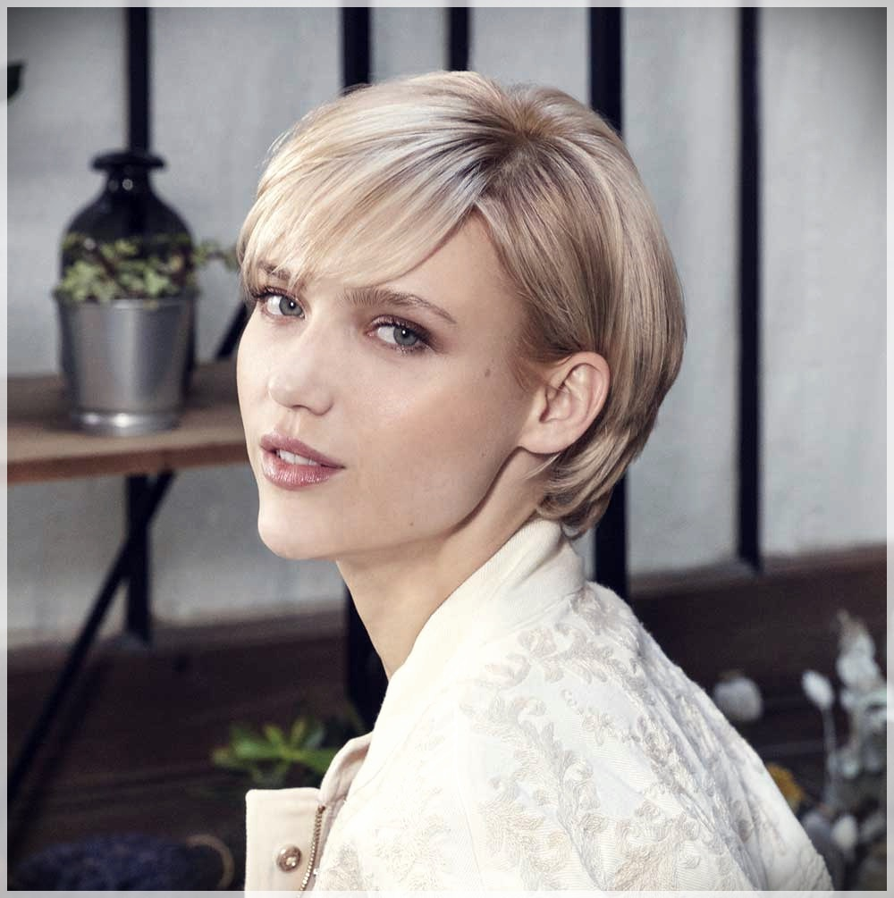 Short Haircuts Autumn Winter 2018 2019: the most beautiful ...