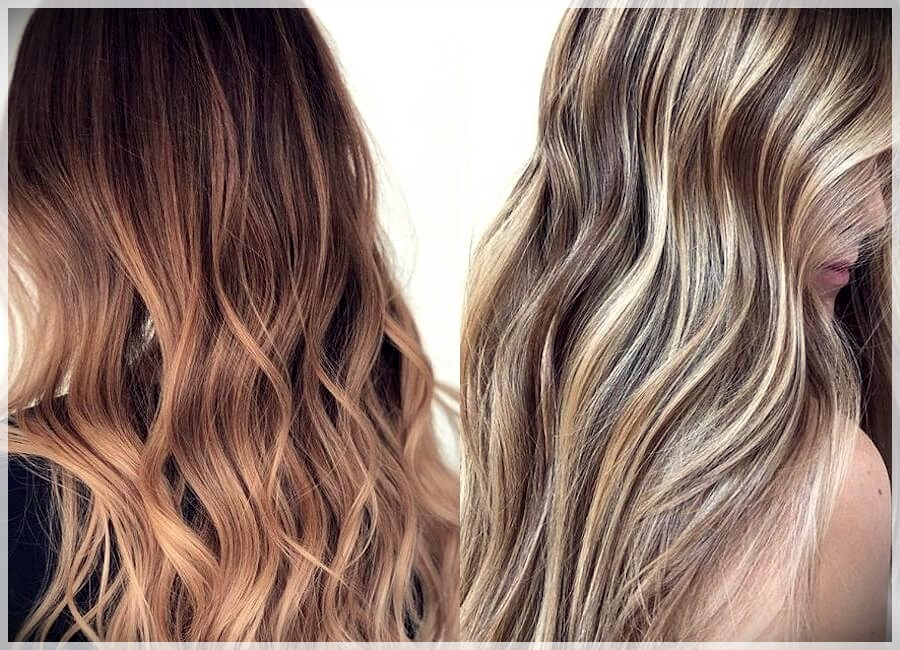 2019 Hair Color: Hair Color 2019: Balayage, Ombré And Shades For Winter
