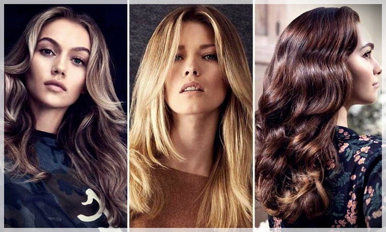 Long haircuts 2019