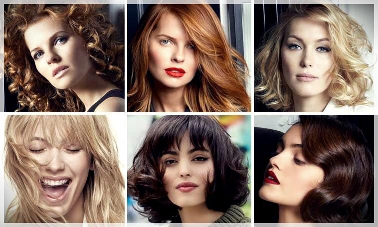 Medium Haircuts Autumn Winter 2018 2019 The Trendy Looks