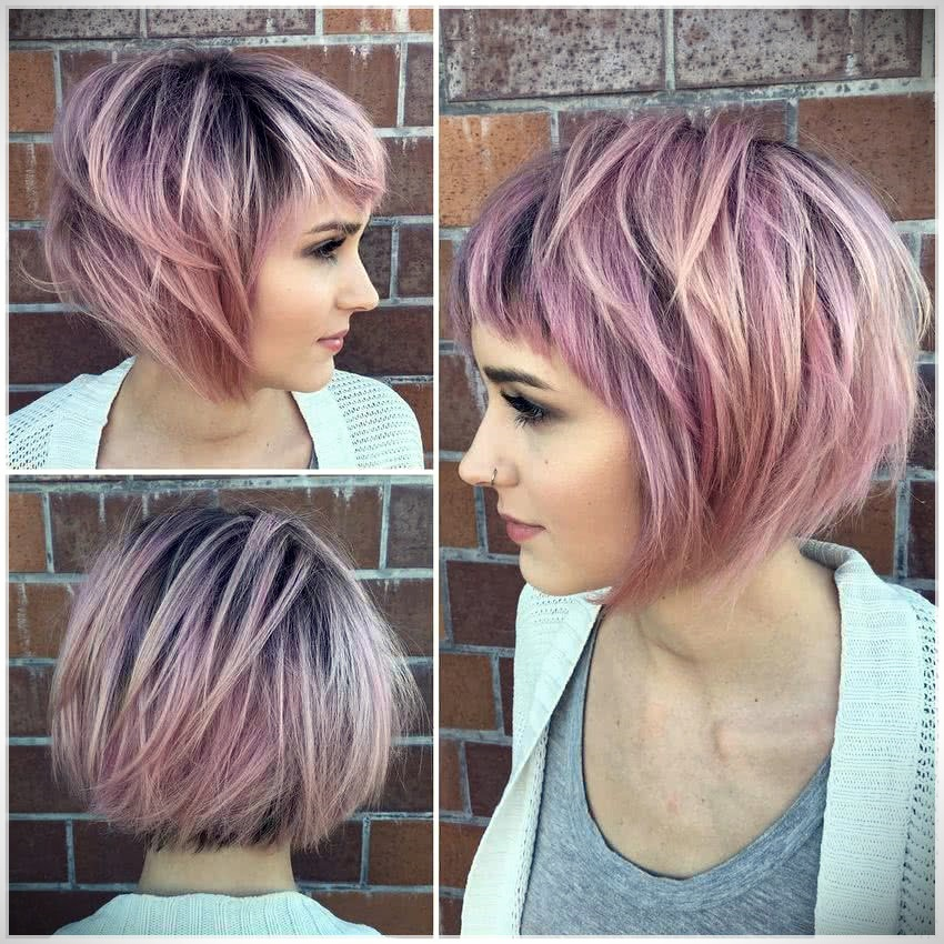 Best Short Haircuts 2019 Best Short Haircuts 2019: trends and photos   Short and Curly Haircuts