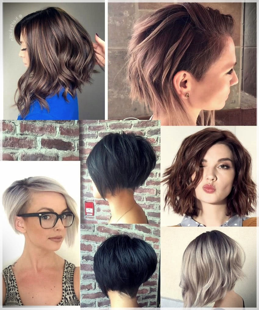 Bob Haircut 2019 Trends And Photos