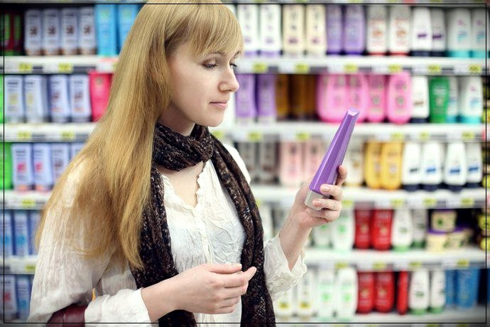 Shampoo for fragile hair