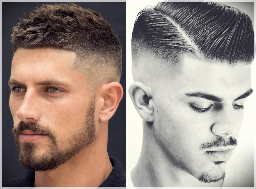 short haircuts man 2019