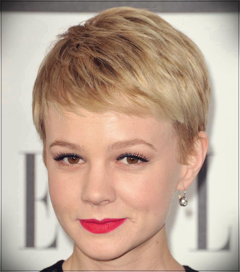 Pixie cut Mia Wasikowska