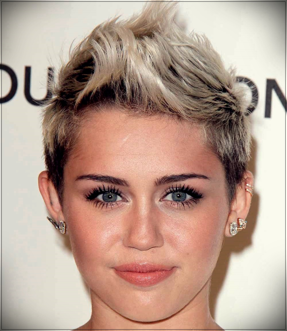 Pixie cut Miley Cyrus