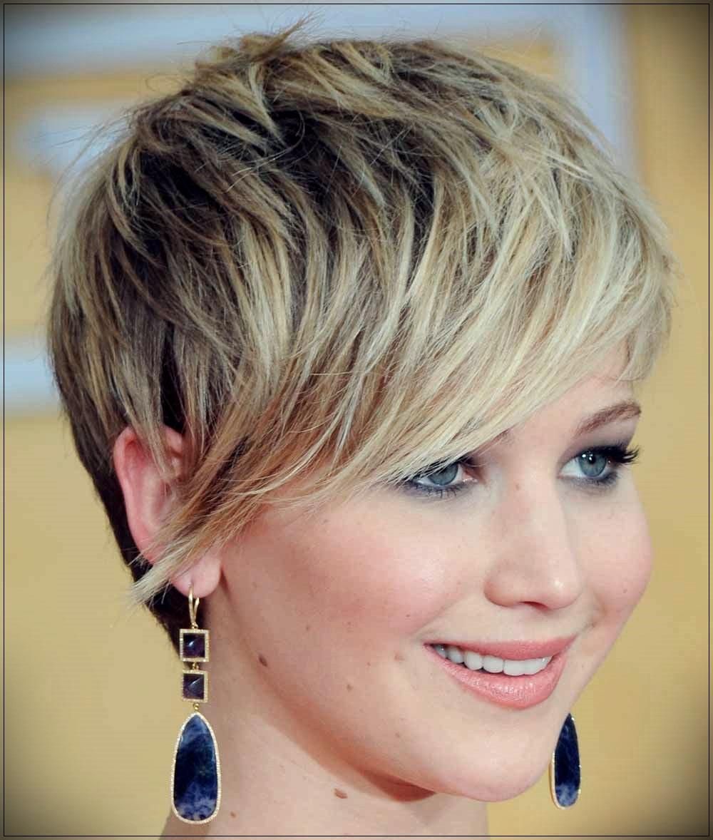 Pixie cut Jennifer Lawrence