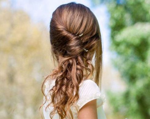 Chic and casual: these are the semi-accepted hairstyles