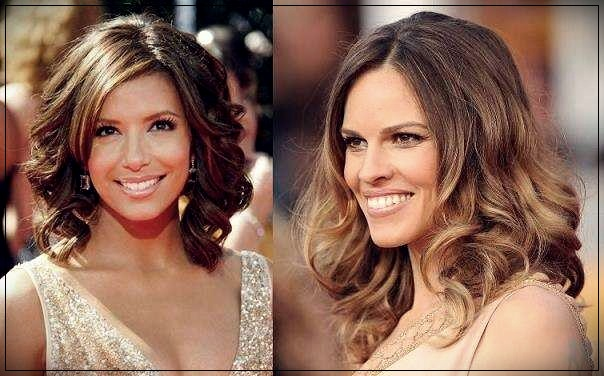 Trendy Hairstyles For Medium Length Hair On Large Rollers