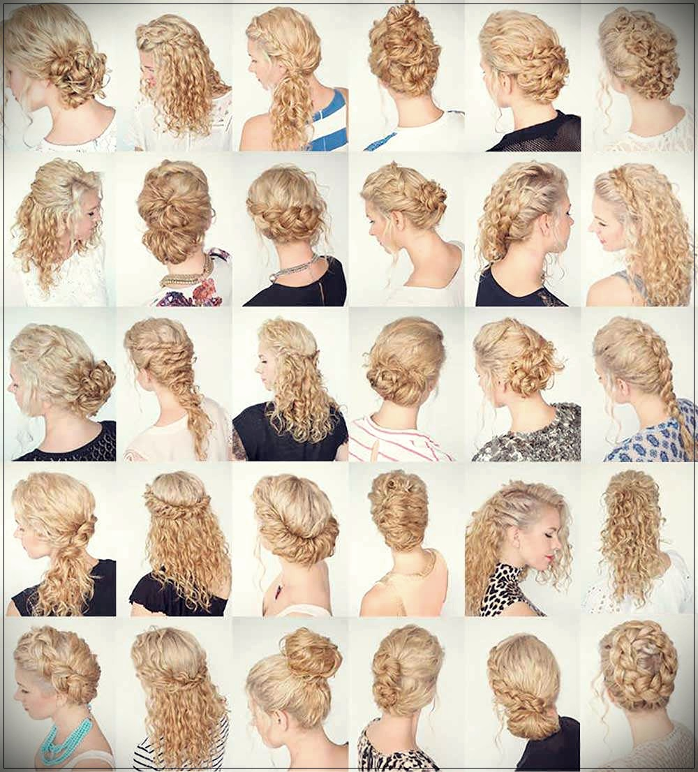 Curly Hairstyles 45 Ideas And Tutorial To Learn