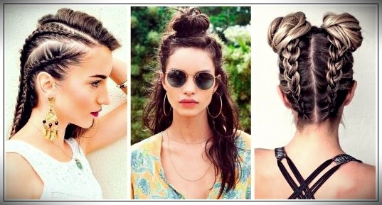 Hairstyles for this season