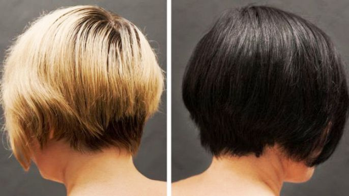 How to become from brunette to blonde