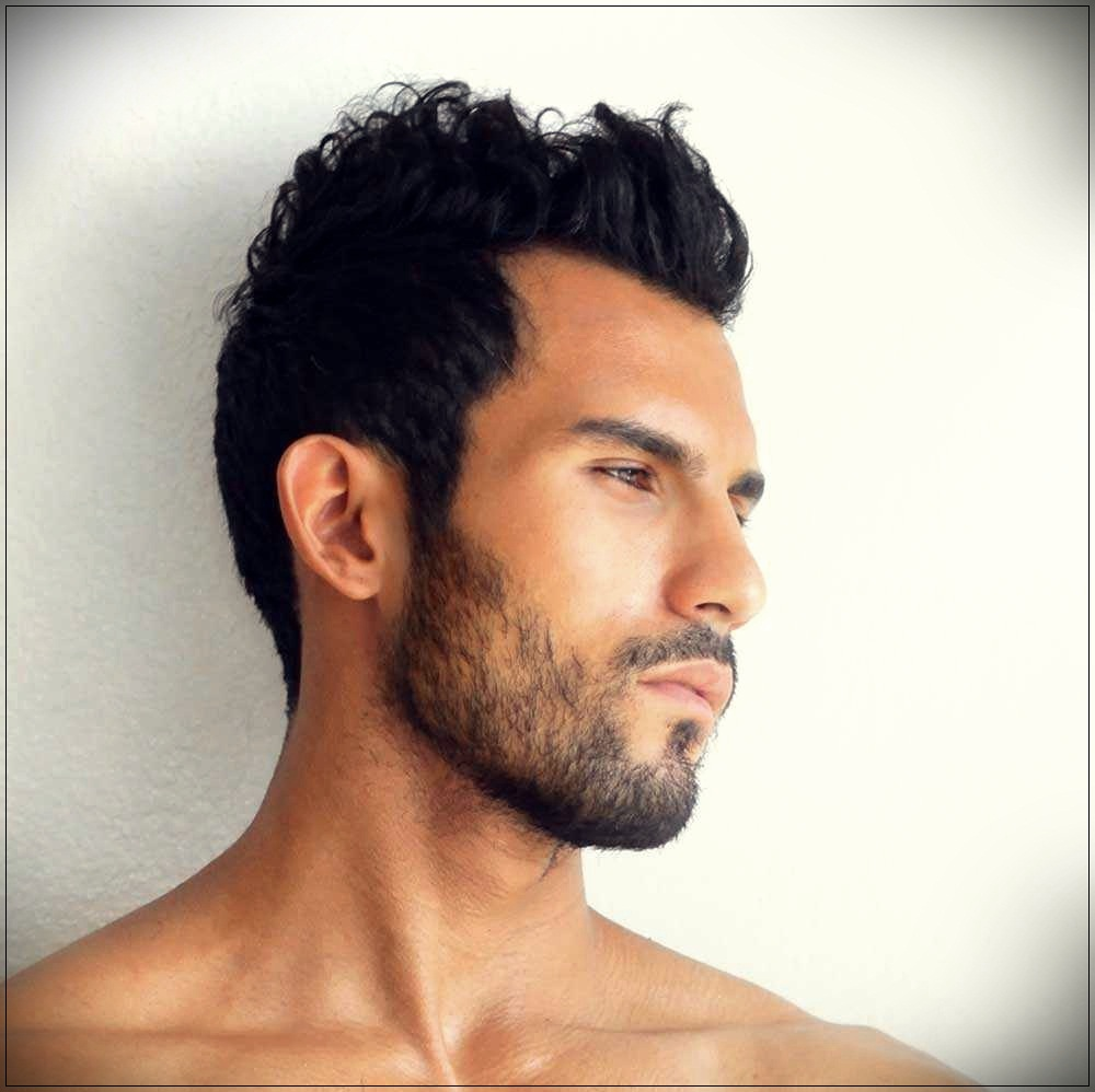 Curly Man S Haircut 9 Short And Curly Haircuts