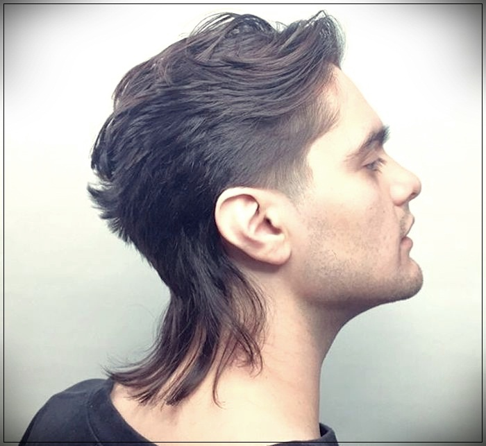 Men\u0027s long hair 2019, wavy, smooth and unkempt in photos