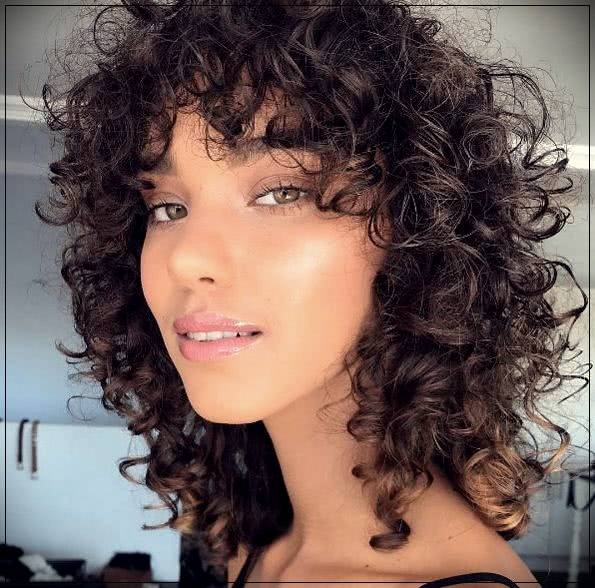 20 Curly Short Hair 2019short And Curly Haircuts