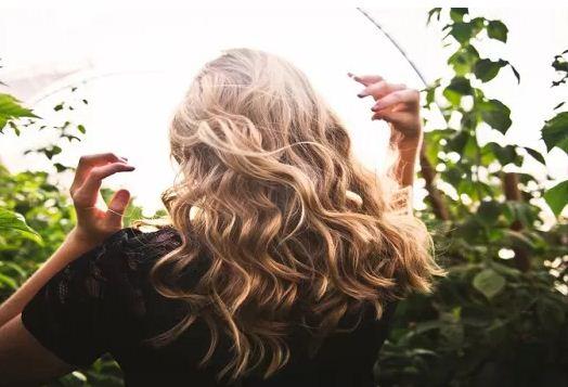 Degrade hair technique