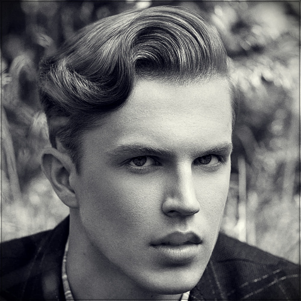 Miraculous Mens Hairstyles 50 Photos With Trendy Looks Natural Hairstyles Runnerswayorg