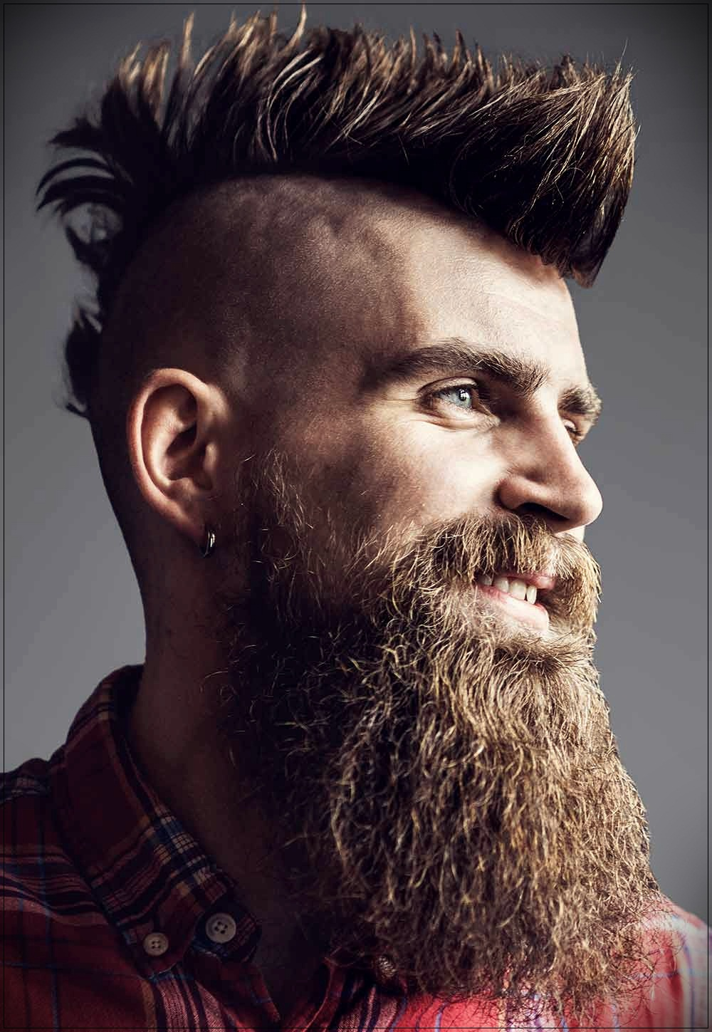 Men's hairstyles: 50 photos with trendy looks!Short and ...