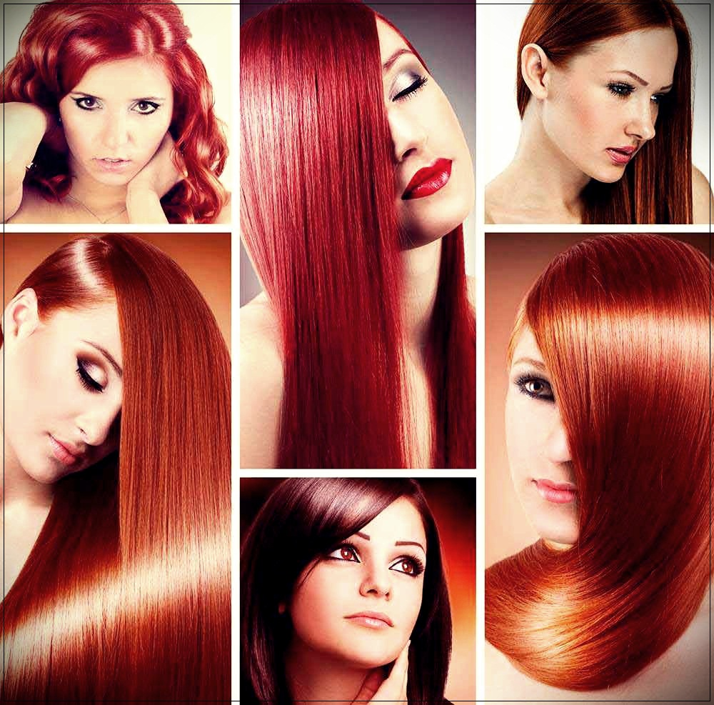 Red Hair All Shades Photos To Find The Perfect Red