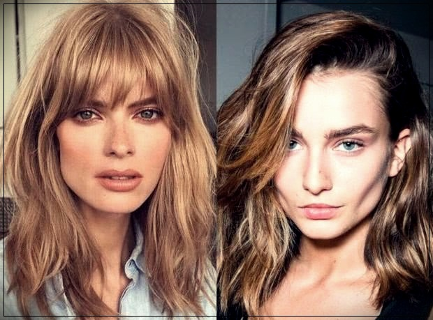 50 Shoulder Length Haircuts 2019